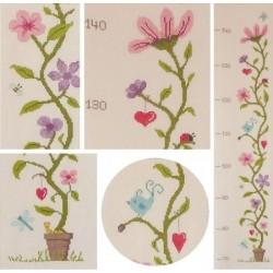 Toise aux fleurs - Jardin privé