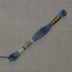 n°317 - Fil à broder DMC - mouliné - art.117