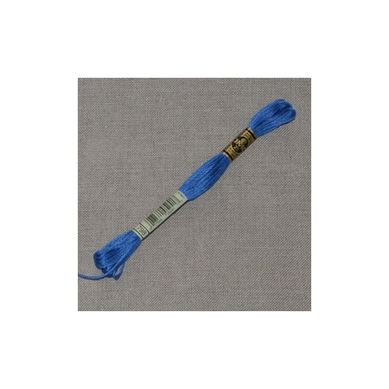 n°798 - Fil à broder DMC - mouliné - art.117