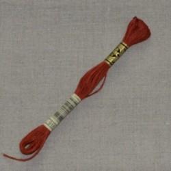 n°918 - Fil à broder DMC - mouliné - art.117