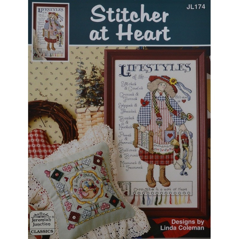 Stitcher at Heart - Jeremiah Junction