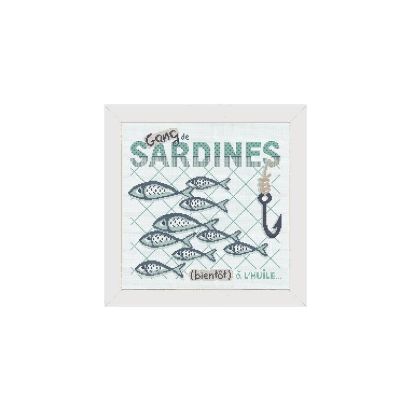 Gang de sardines - Lilipoints