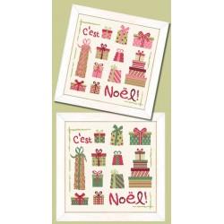 Les paquets de Noël - Lilipoints