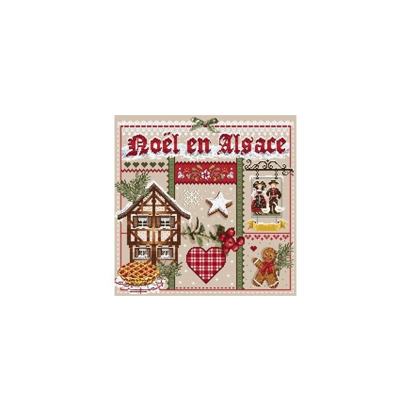 Noël en Alsace - Madame la fée