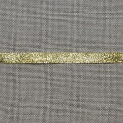 Ruban lamé doré 3mm