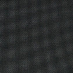 Toile Aïda Zweigart 7fils/cm - 35x45cm - noir