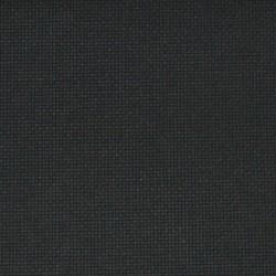 Aïda Zweigart 7pts/cm 50x55cm noir