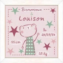 Louison dans les étoiles - Lilipoints