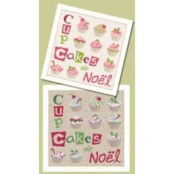 Cup cakes de Noël - Lilipoints