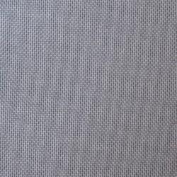 Toile Lugana Zweigart 10fils/cm 50x70cm gris foncé