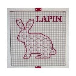 Lapin - Jardin privé