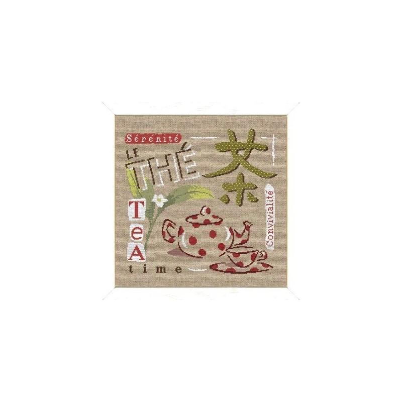 Le thé - Lilipoints