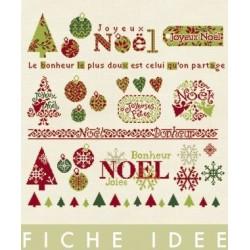 """Fiche """"idée"""" Noël - Lilipoints"""