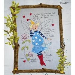 Fée des secrets - Isabelle Haccourt Vautier