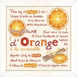 La confiture d'orange - Lilipoints