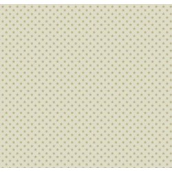 Mini Star Light Green - coupon 50x110cm - tissu Tilda