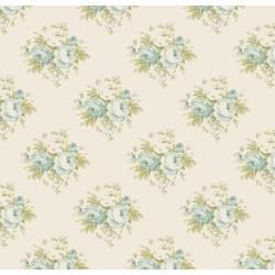 Lizzie Teal - coupon 50x55cm - tissu Tilda - Livrable à partir de mi-février 2015