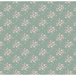 Jean Teal - coupon 50x55cm - tissu Tilda - Livrable à partir de mi-février 2015