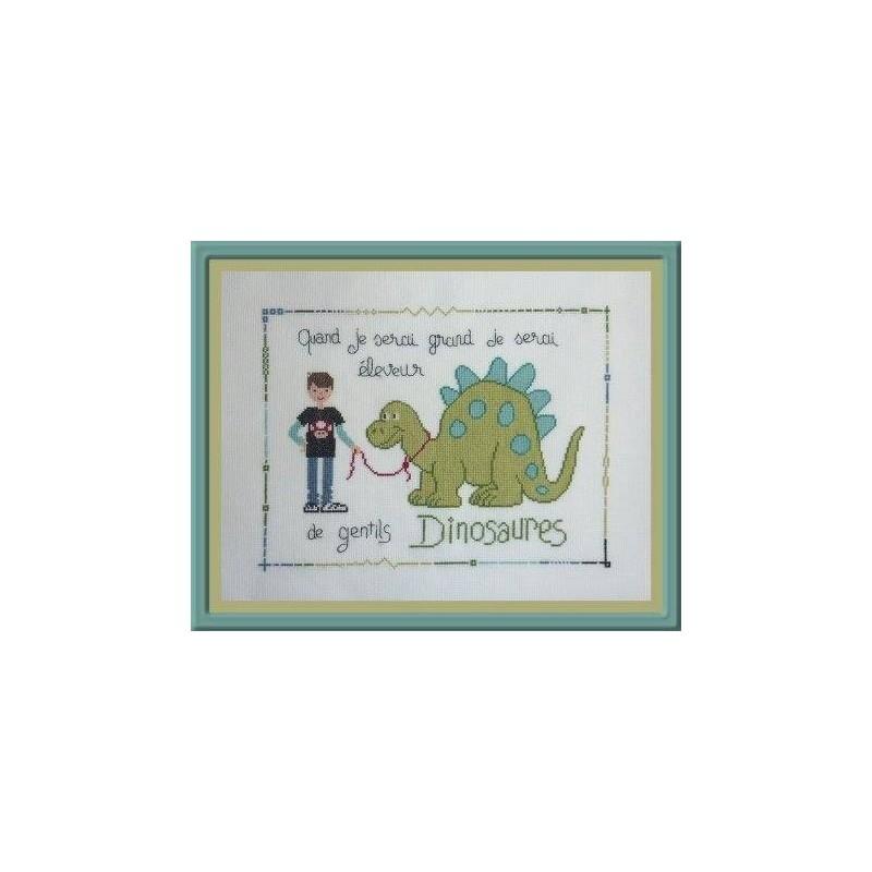 Dinosaurusboy - Jardin privé