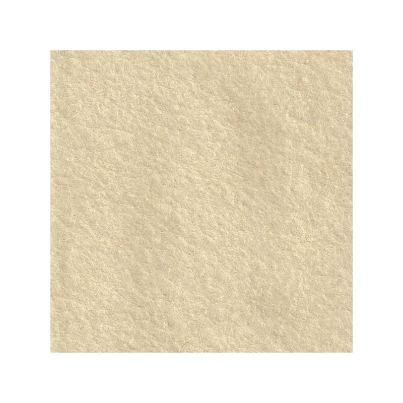 Feutrine de laine 30x45cm - écru - The Cinnamon Patch