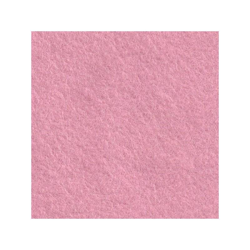 Feutrine de laine 30x45cm - barbe à papa - The Cinnamon Patch