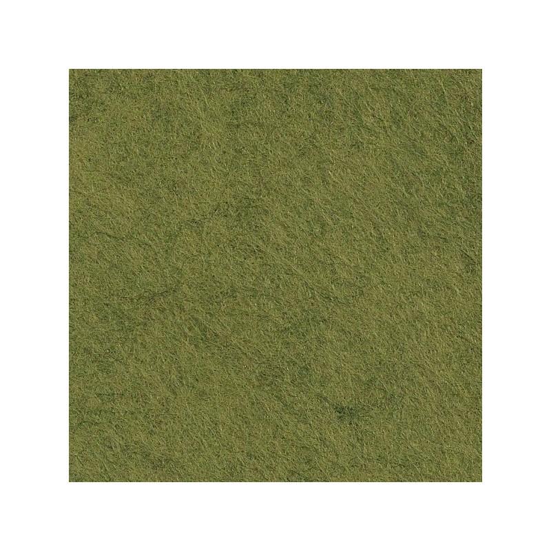 Feutrine de laine 22x30cm - vert mousse - The Cinnamon Patch