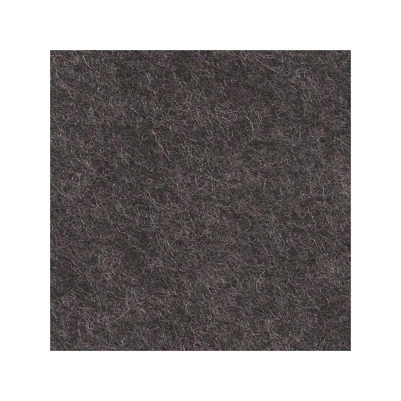 Feutrine de laine 30x45cm - fumée - The Cinnamon Patch