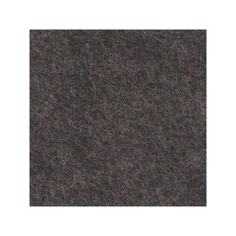Feutrine de laine 22x30cm - fumée - The Cinnamon Patch