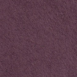 Feutrine de laine 30x45cm - raisin - The Cinnamon Patch