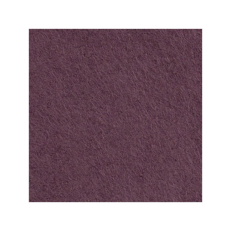 Feutrine de laine 22x30cm - raisin - The Cinnamon Patch