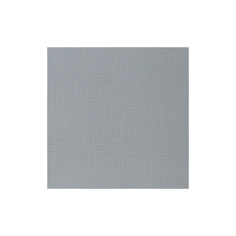 Aïda Zweigart 8pts/cm - 35x45cm - gris