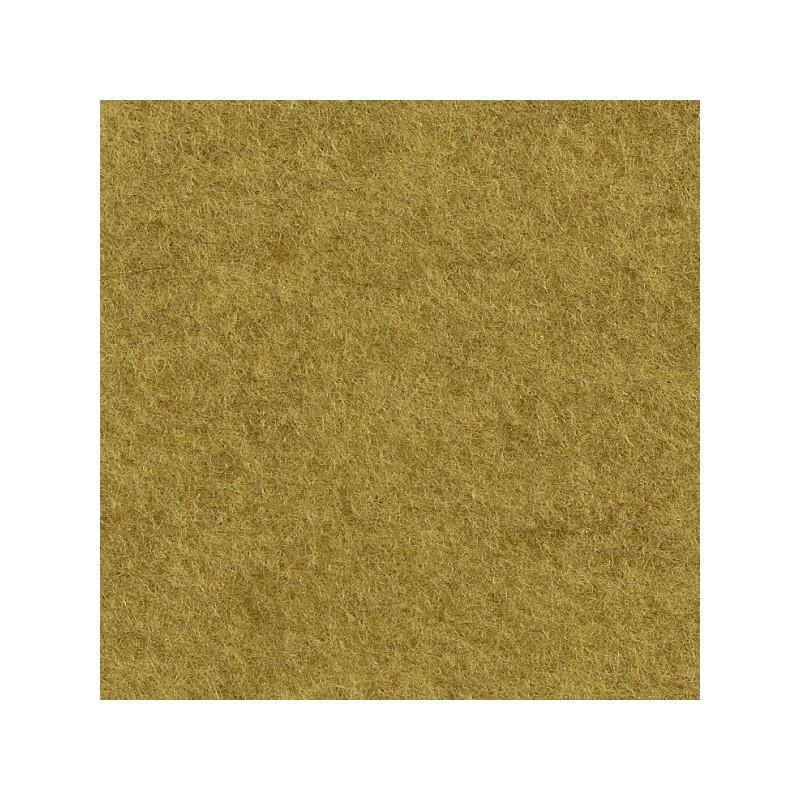Feutrine de laine 22x30cm - moutarde au miel - The Cinnamon Patch