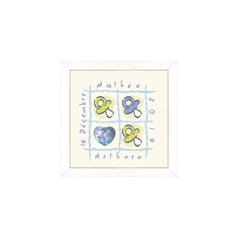 Les tétines bleues - Lilipoints