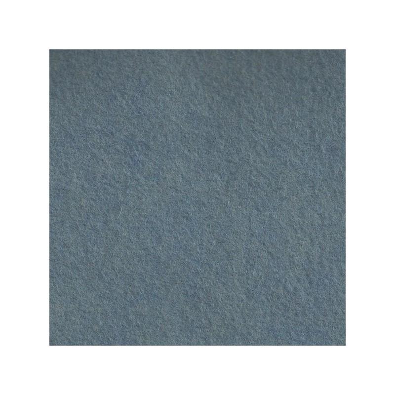 Feutrine de laine 30x45cm - bleu baltique - The Cinnamon Patch