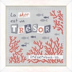 La mer est un trésor - Lilipoints