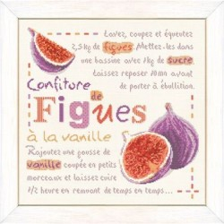 La confiture de figues - Lilipoints