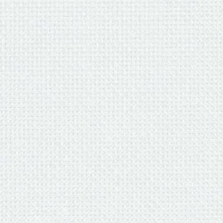 Aïda Zweigart 7,0pts/cm 35x45cm - blanc