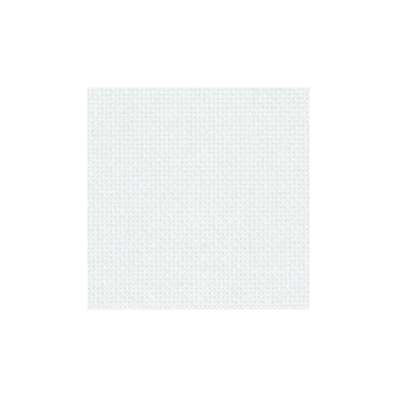Aïda Zweigart 7,0pts/cm 50x55cm - blanc
