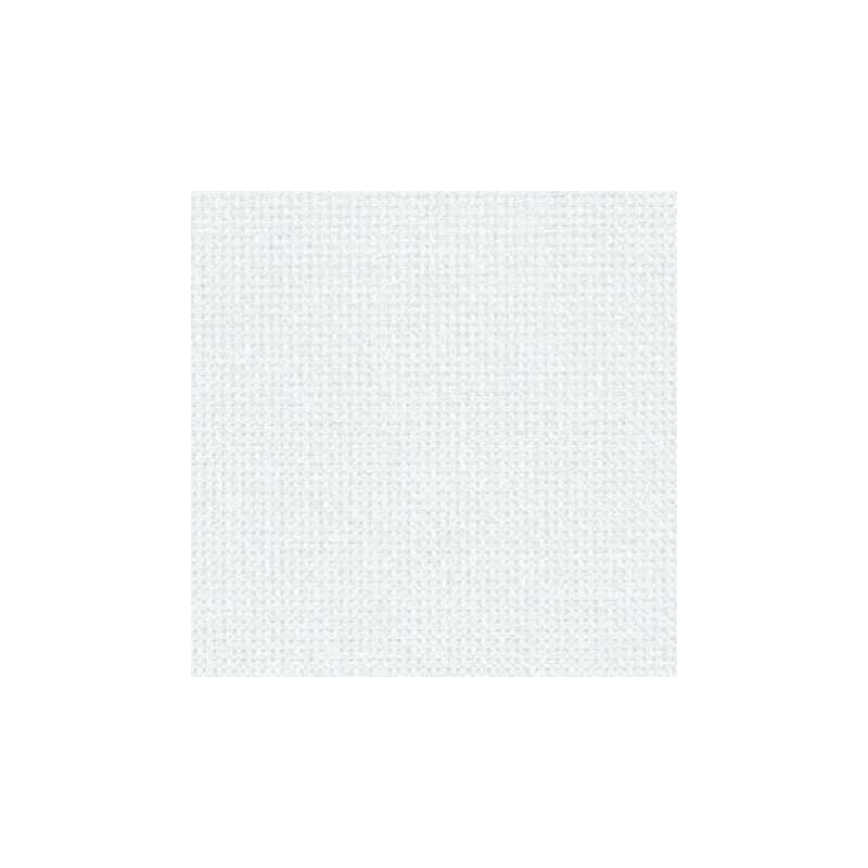 Aïda Zweigart 7pts/cm - 50x55cm - blanc