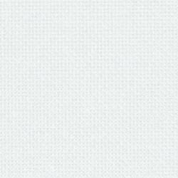 Toile Aïda Zweigart 7pts/cm - largeur 110cm - blanc