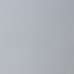 Toile Aïda Zweigart 8fils/cm - largeur 110cm - blanc