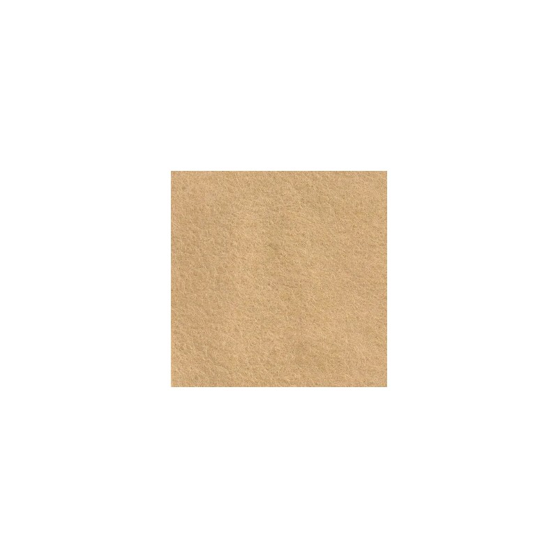 Feutrine de laine 30x45cm - crème - The Cinnamon Patch