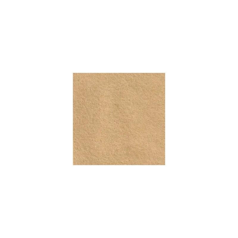 Feutrine de laine 22x30cm - crème - The Cinnamon Patch