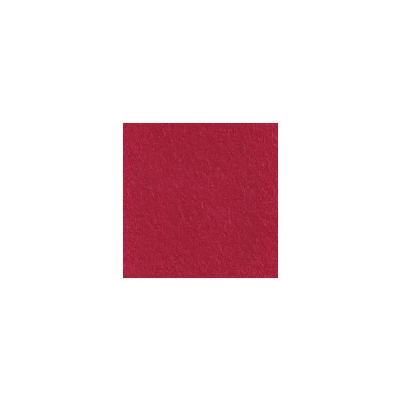 Feutrine de laine 22x30cm - fraise - The Cinnamon Patch