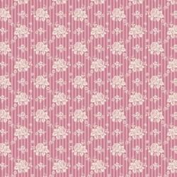 Emily Pink - coupon 50x55cm - tissu Tilda