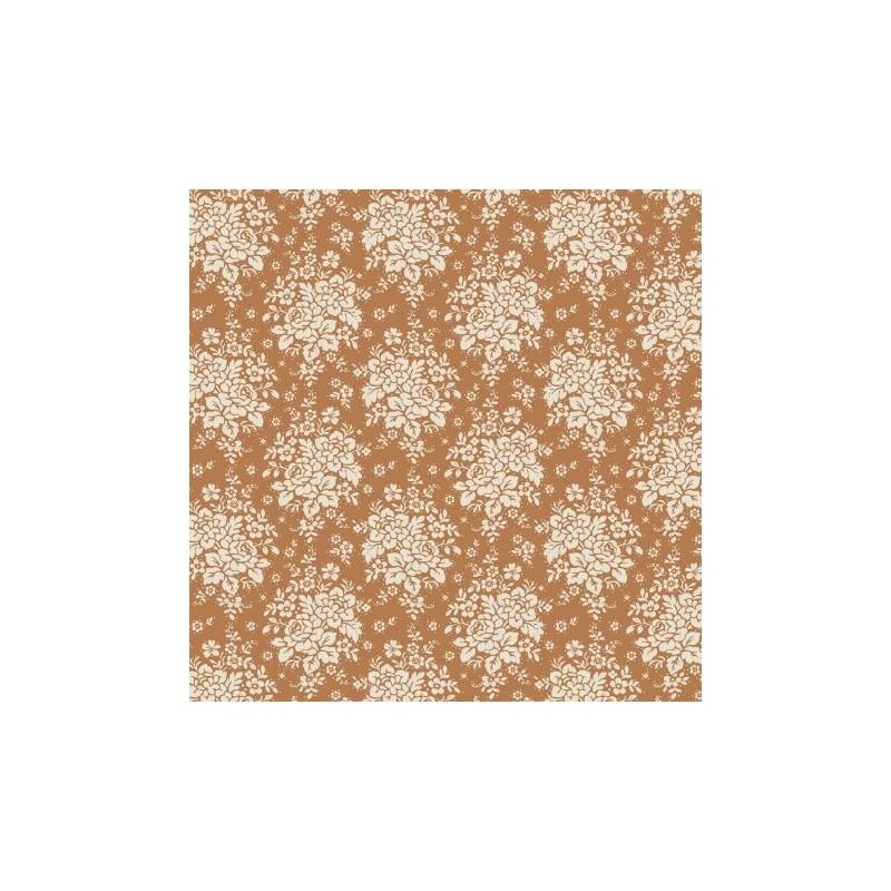 Audrey Honey Yellow - coupon 50x55cm - tissu Tilda