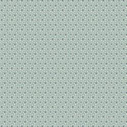 Pollen Teal - coupon 50x55cm - tissu Tilda