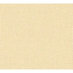 Toile Lugana Zweigart 10fils/cm 48x70cm crème