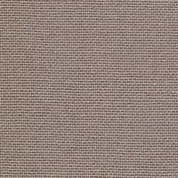 Toile Lugana Zweigart 10fils/cm 35x45cm taupe foncé