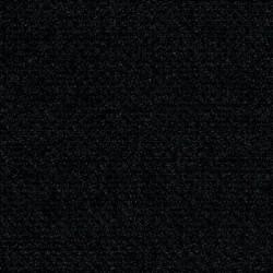 Toile Aïda Zweigart 7pts/cm - largeur 110cm - noir
